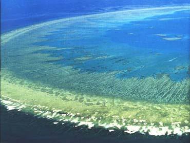 Острова большого барьерного рифа